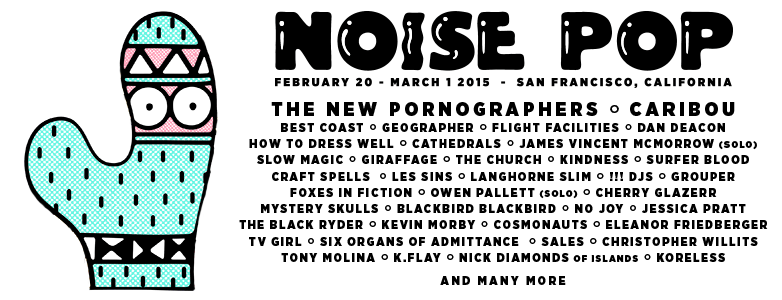 Noise Pop Festival Interview