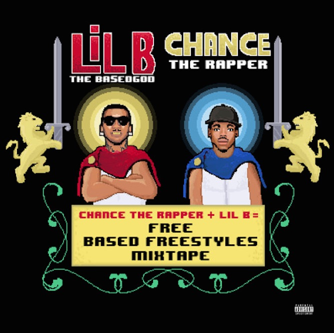 chance-the-rapper-and-lil-b-free0based-freestyles-mixtape