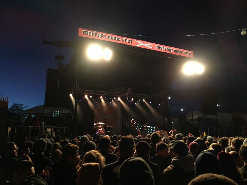 Five Most Memorable Moments at Treefort Fest 2016