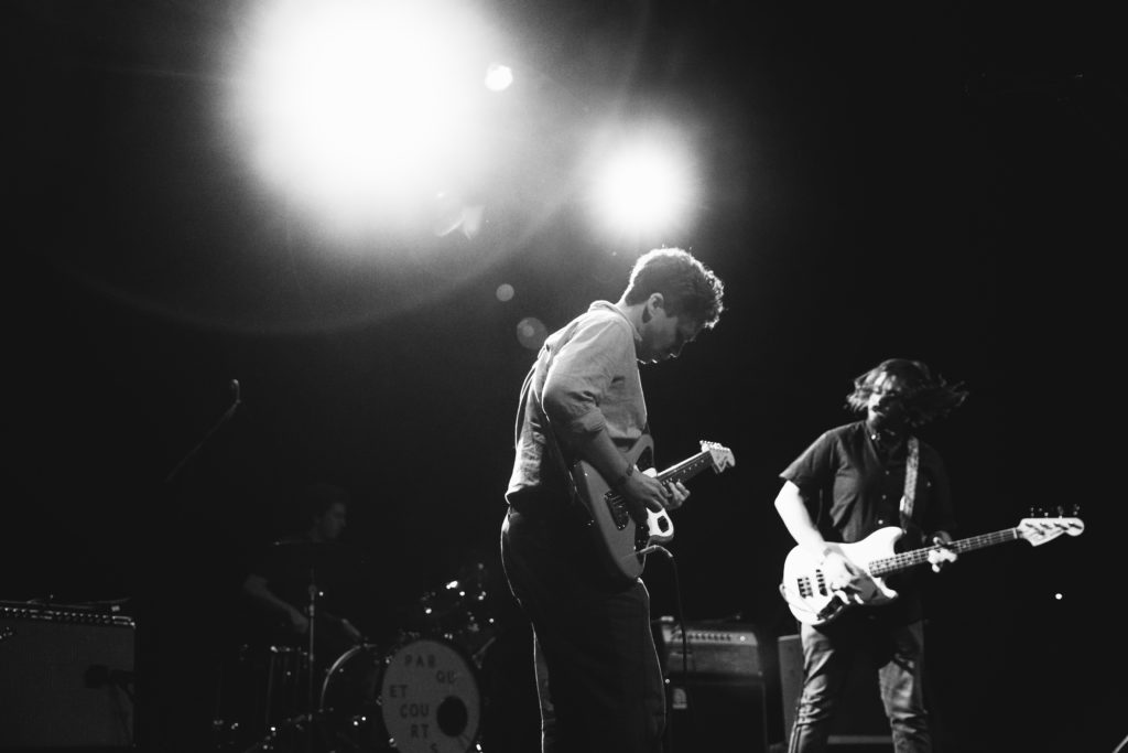 Parquet Courts at Regency Ballroom in San Francisco