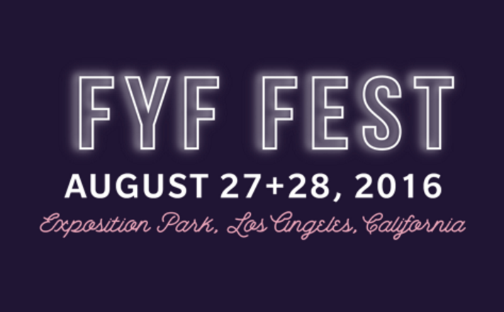FYF Fest 2016 Preview Playlist
