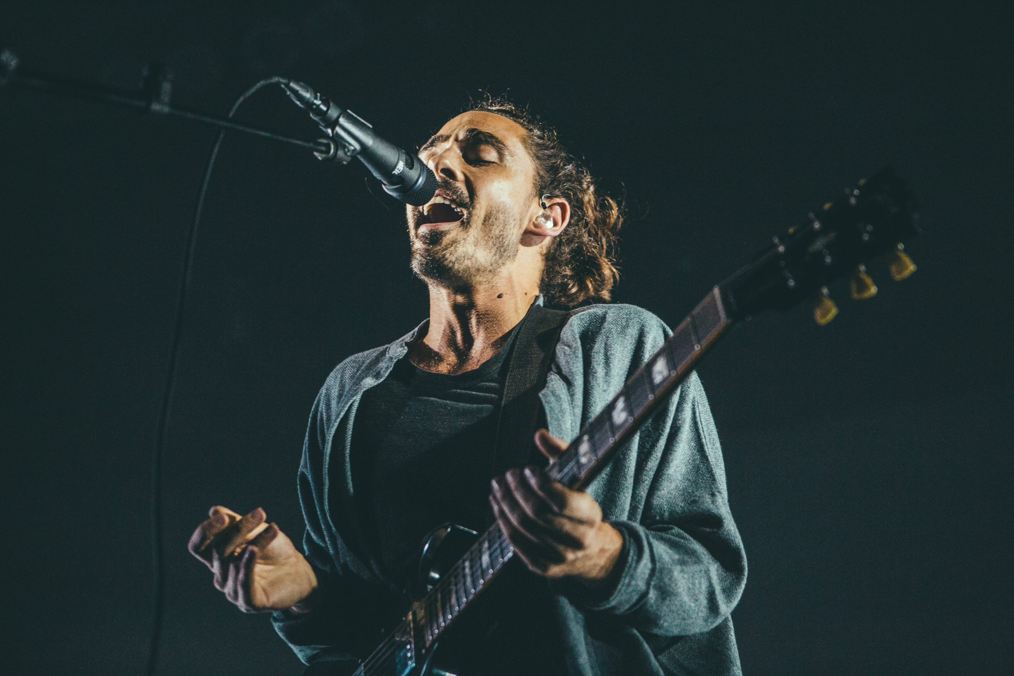Local Natives at the Moore Theatre in Seattle