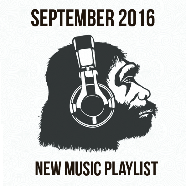 September 2016 New Music Playlist