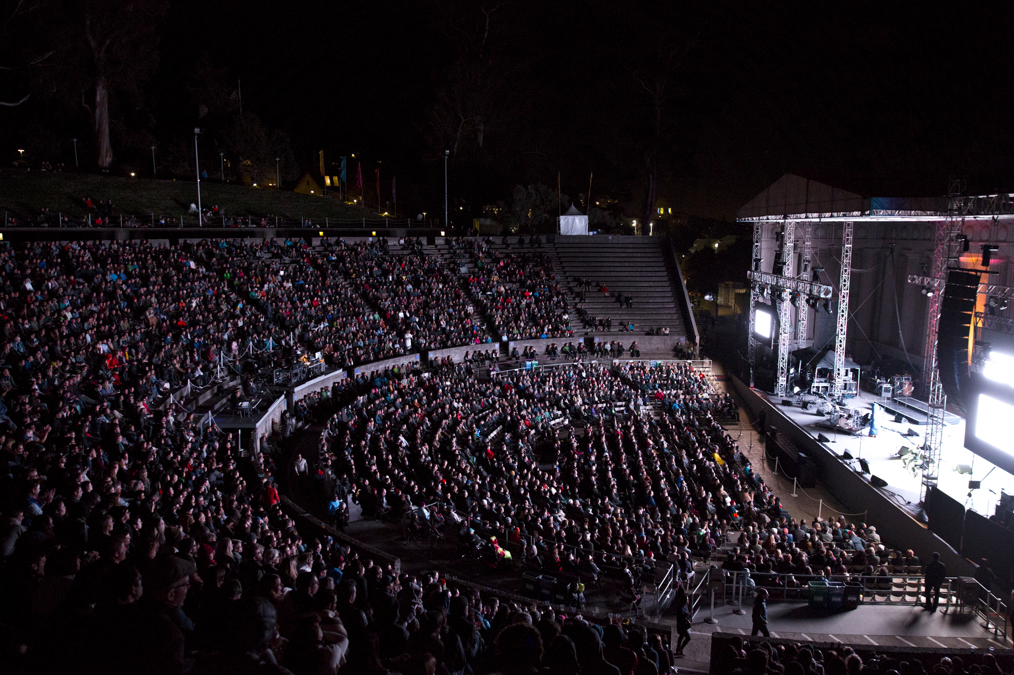 The Greek Theater