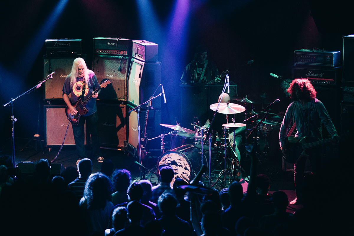 Dinosaur Jr at the Independent in San Francisco