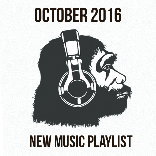 October New Music Playlist